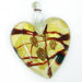 Large Heart Pendant (Flattened)